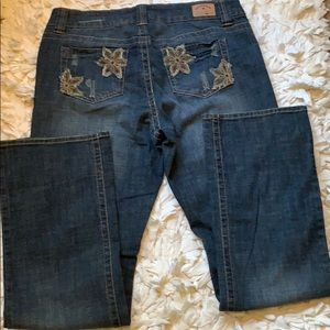 "Hydraulic ""Goddess"" Jeans Women's 14W"